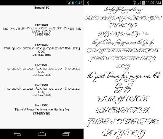 Personalizar Android