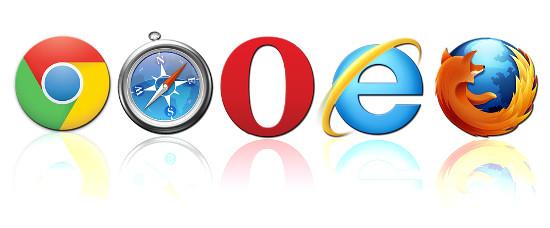 navegadores