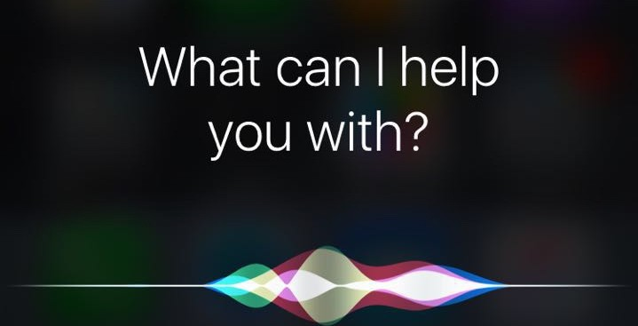 Siri-Interface