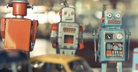 Robot periodista no existe
