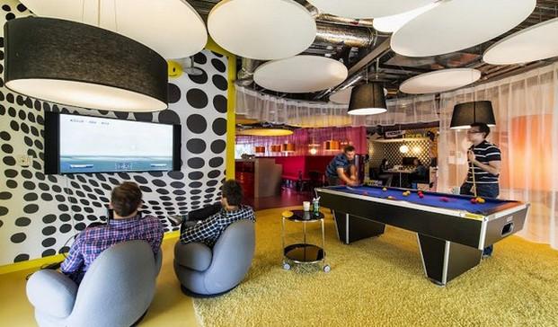 Google Campus en Berlín