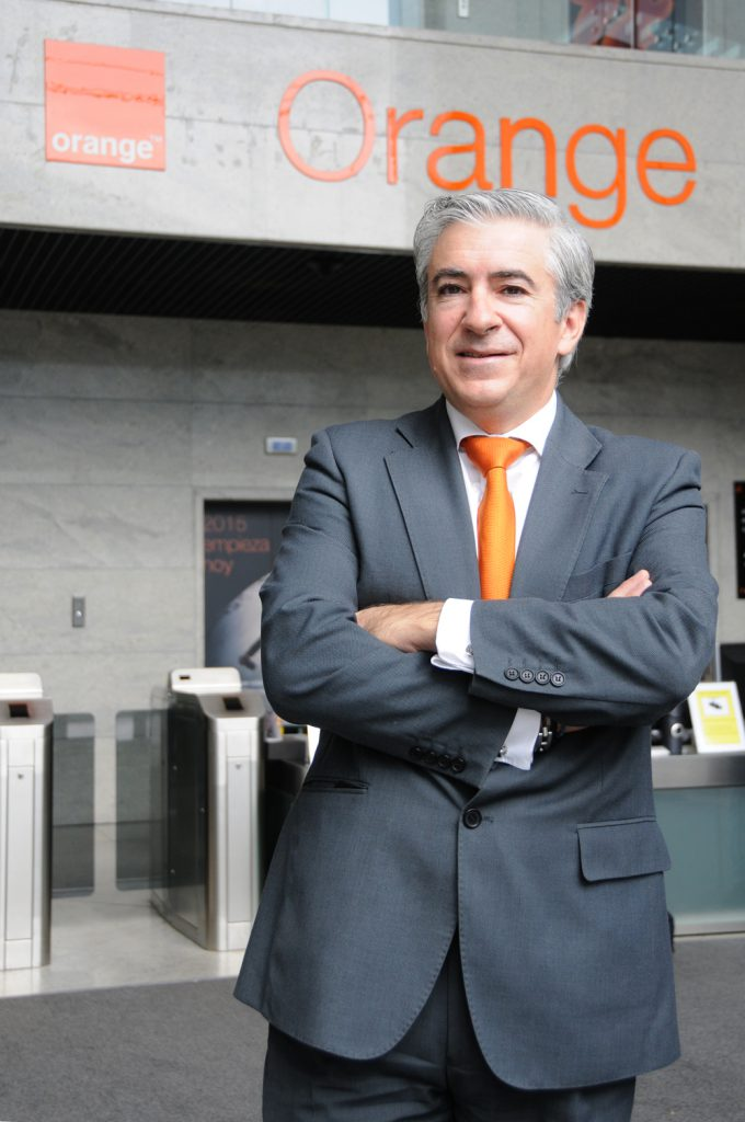 Jesús Guijarro Valladolid, Manager de RSC de Orange