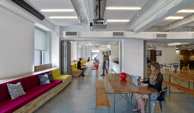 Oficinas de Linkedin en Nueva York