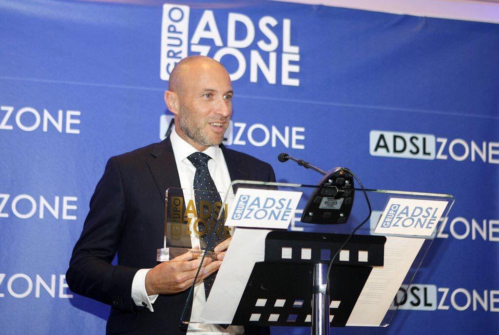 Antonio Lorenzo es uno de los periodistas de mayor prestigio en el sector de las telecomunicaciones y su trabajo ha sido premiado en distintas ocasiones