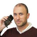 Antonio Lorenzo, periodista especializado en telecomunicaciones en El Economista