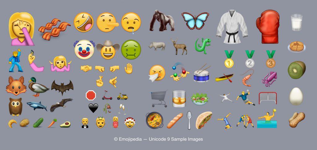 ¿Fan de los emoji? Todo lo que tienes que saber sobre el nuevo desembarco