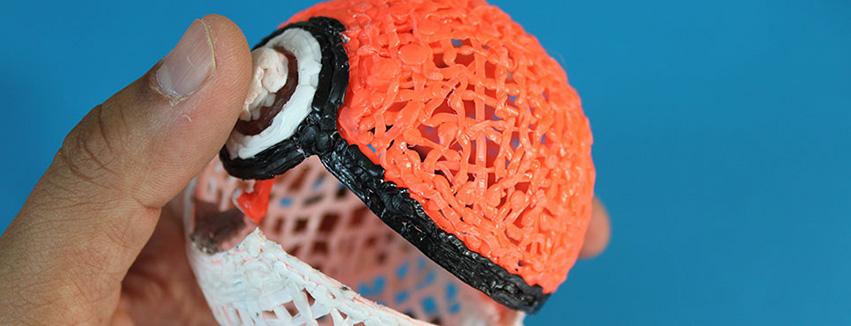 El lápiz que imprime en 3D