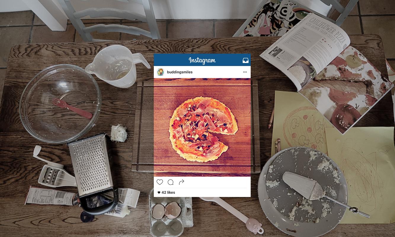 Instagram vs. realidad wrenkitchens.com