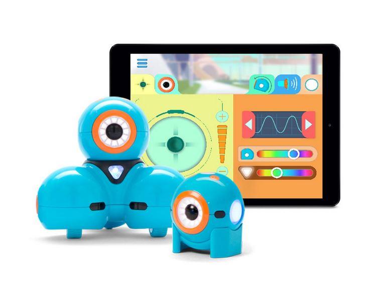 Juguetes tecnológicos: Dash & Dot