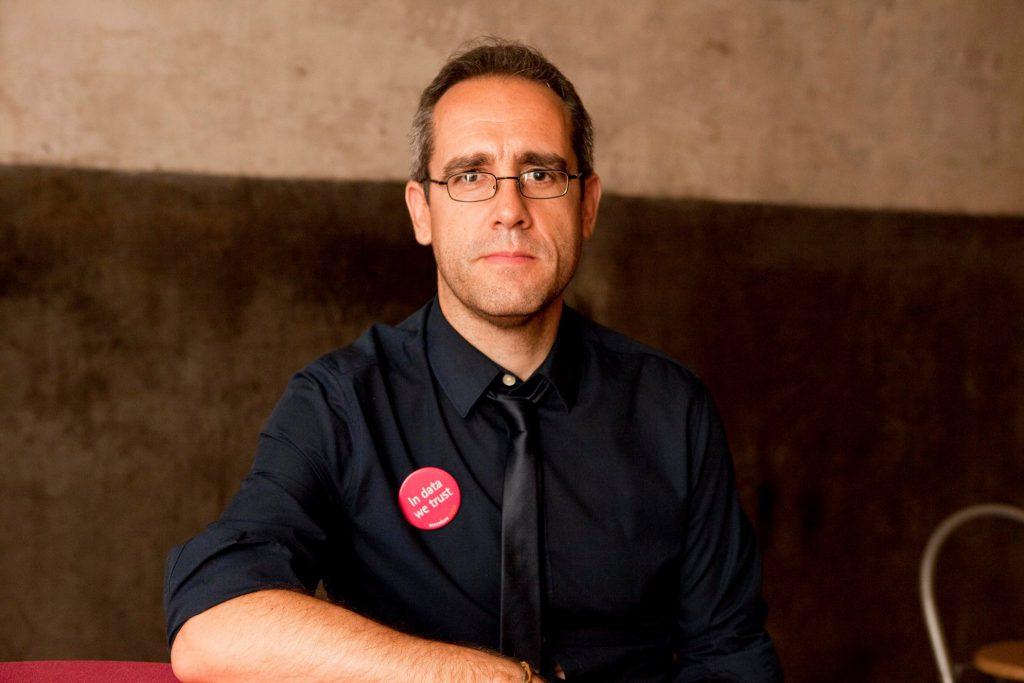 Juan Antonio Torrero, responsable de Big Data de Orange
