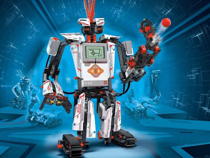 Juguetes tecnológicos: Lego Mindstorms