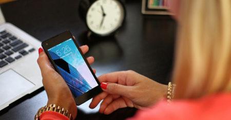 Cobertura móvil en el hogar