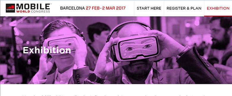 Visitantes en la pr xima feria mundial de m viles for Proximas ferias en barcelona