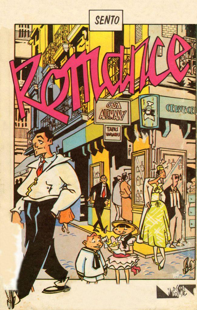 Sento Llobell. Romance Arrebato, 1983