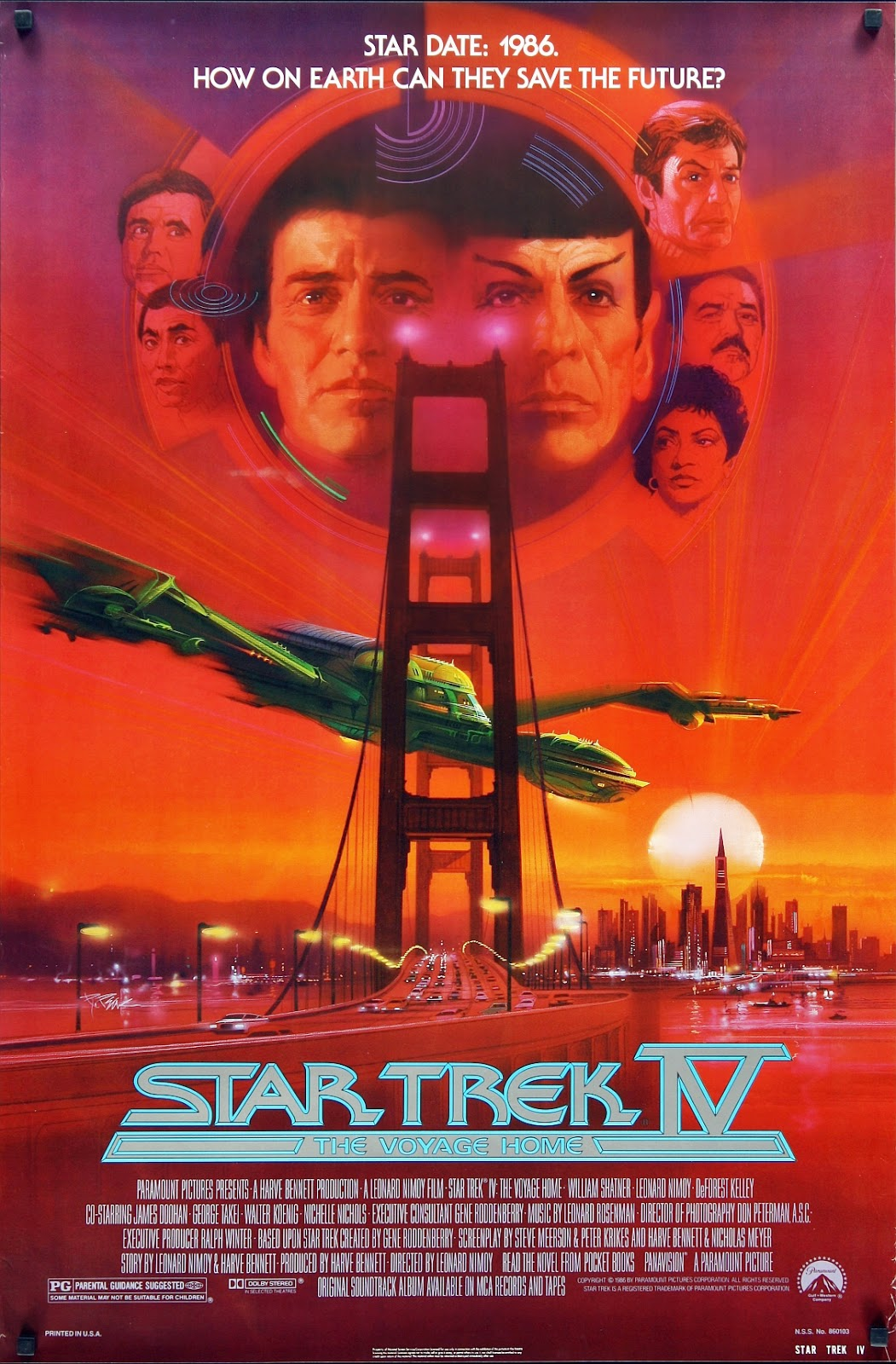 Star Trek IV - The Voyage Home 1