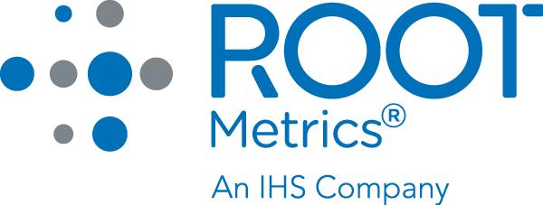 Calidad de red móvil. RootMetrics