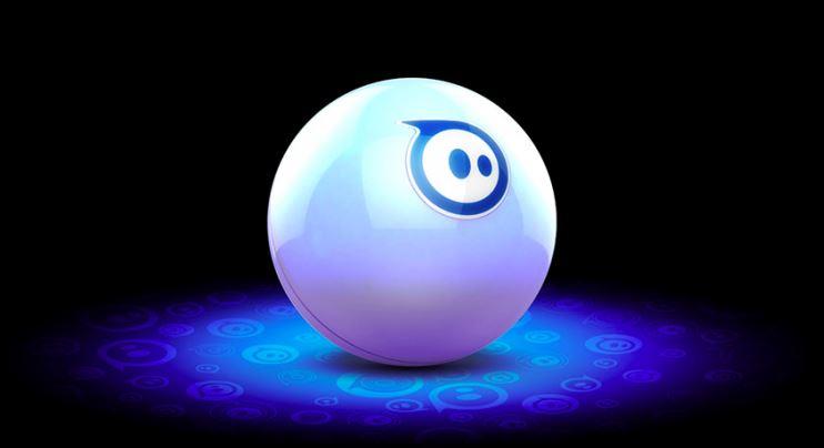 Juguetes tecnológicos: sphero 2.0