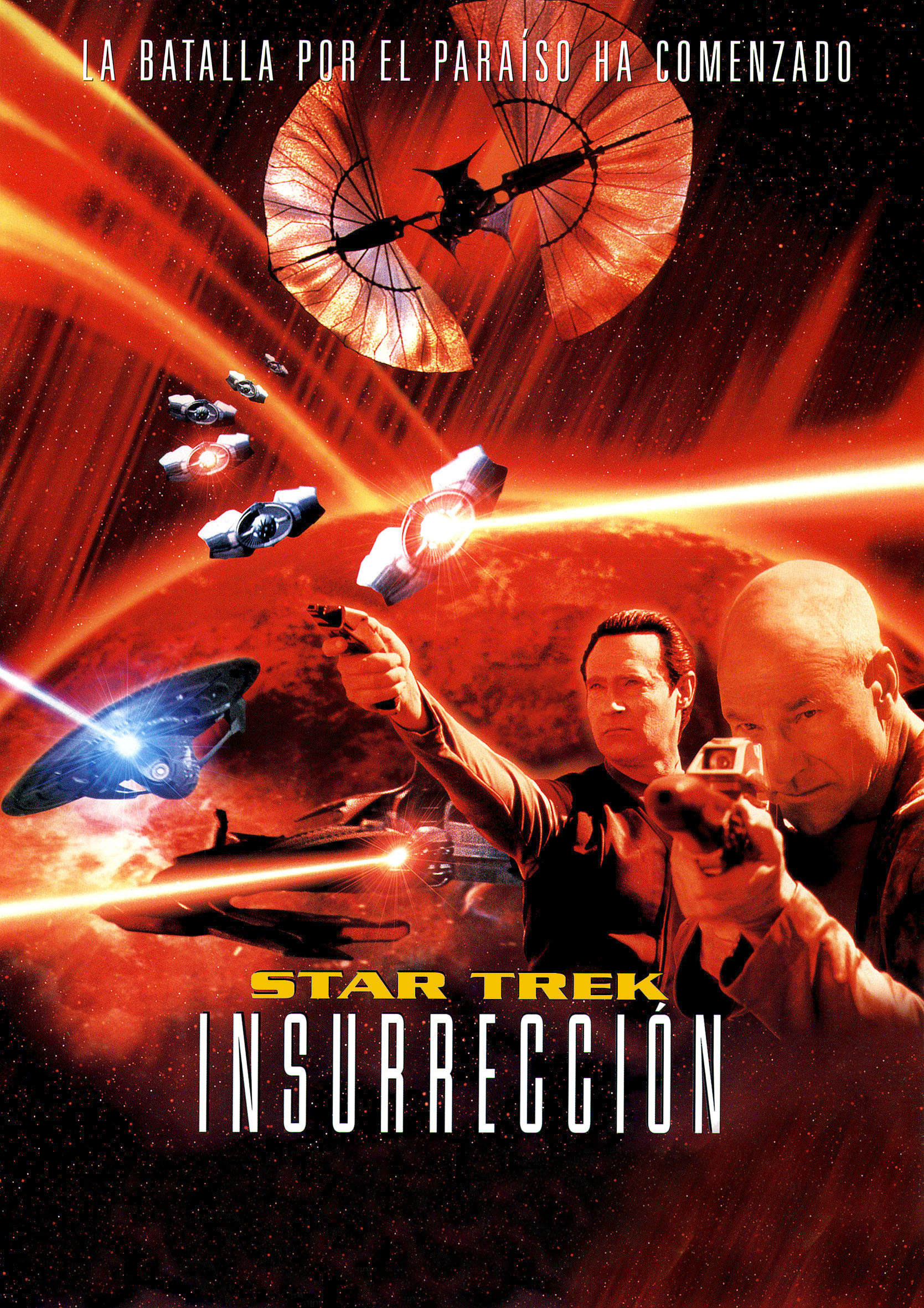 star trek - insurrecion