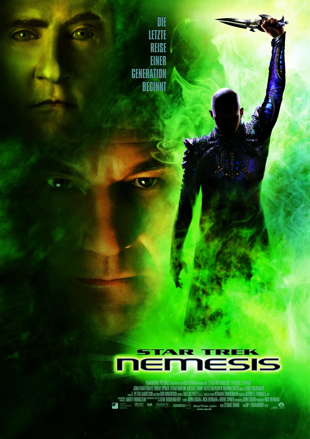 star trek- nemesis