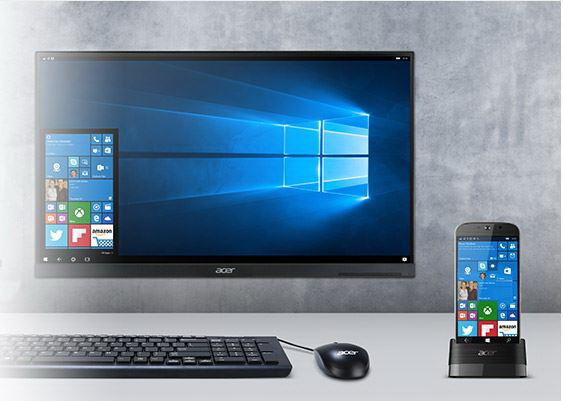 El prometedor futuro del smartphone como ordenador personal y de escritorio