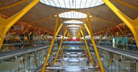 red móvil aeropuerto-barajas