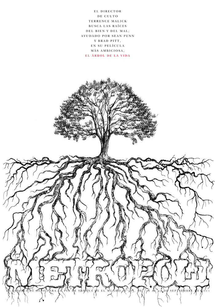 El árbol de la vida Metrópoli