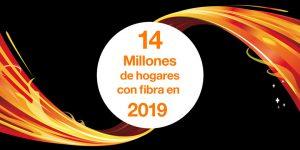 Orange acelera sus planes de despliegue de fibra en España