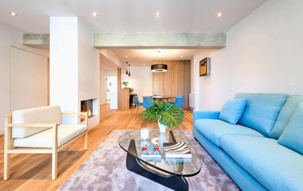 Imagen de vivienda diseñada por uxban