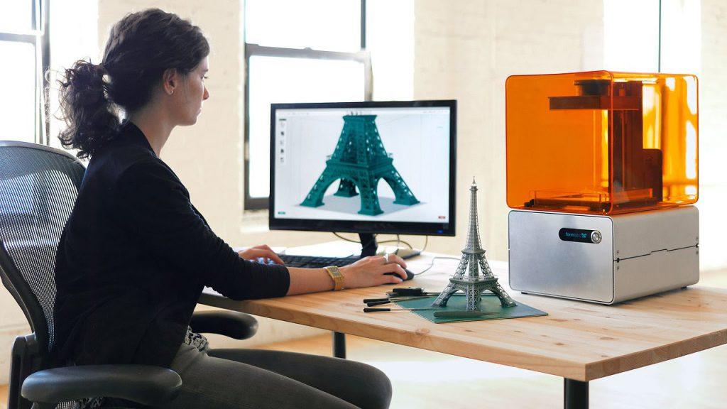 Impresora 3D de Formlabs