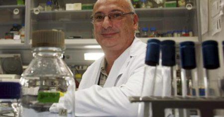Premio Nobel de Medicina Francisco Juan Martínez Mojica, profesor del Departamento de Fisiología, Genética y Microbiología. Instituto Multidisciplinar para el Estudio del Medio.