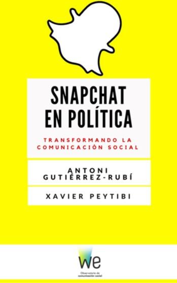 Uno de los últimos libros de Antoni Gutiérrez-Rubí