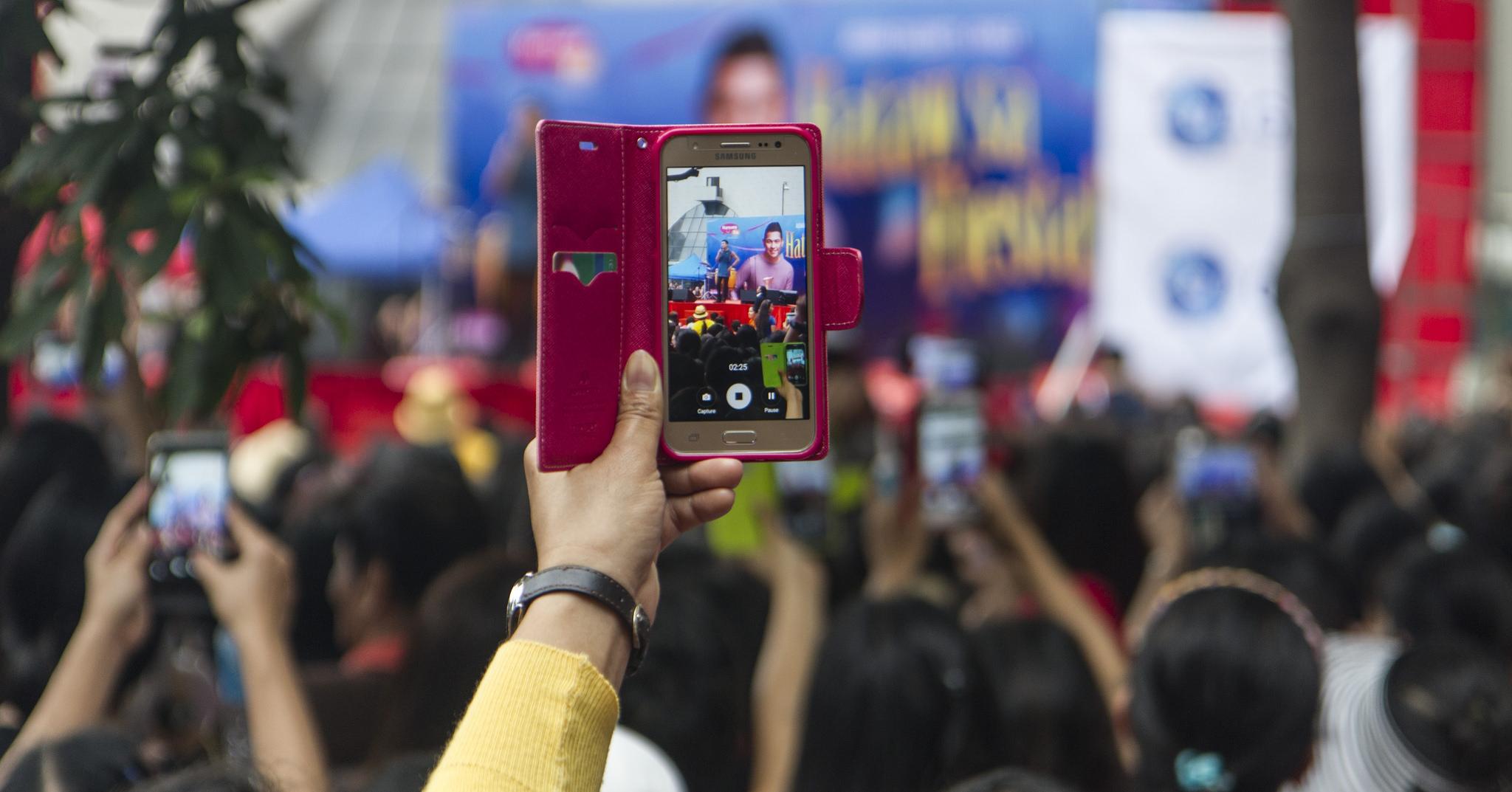 smartphones foto