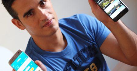 Javier Sanz, co-creador de la aplicación Cloobing