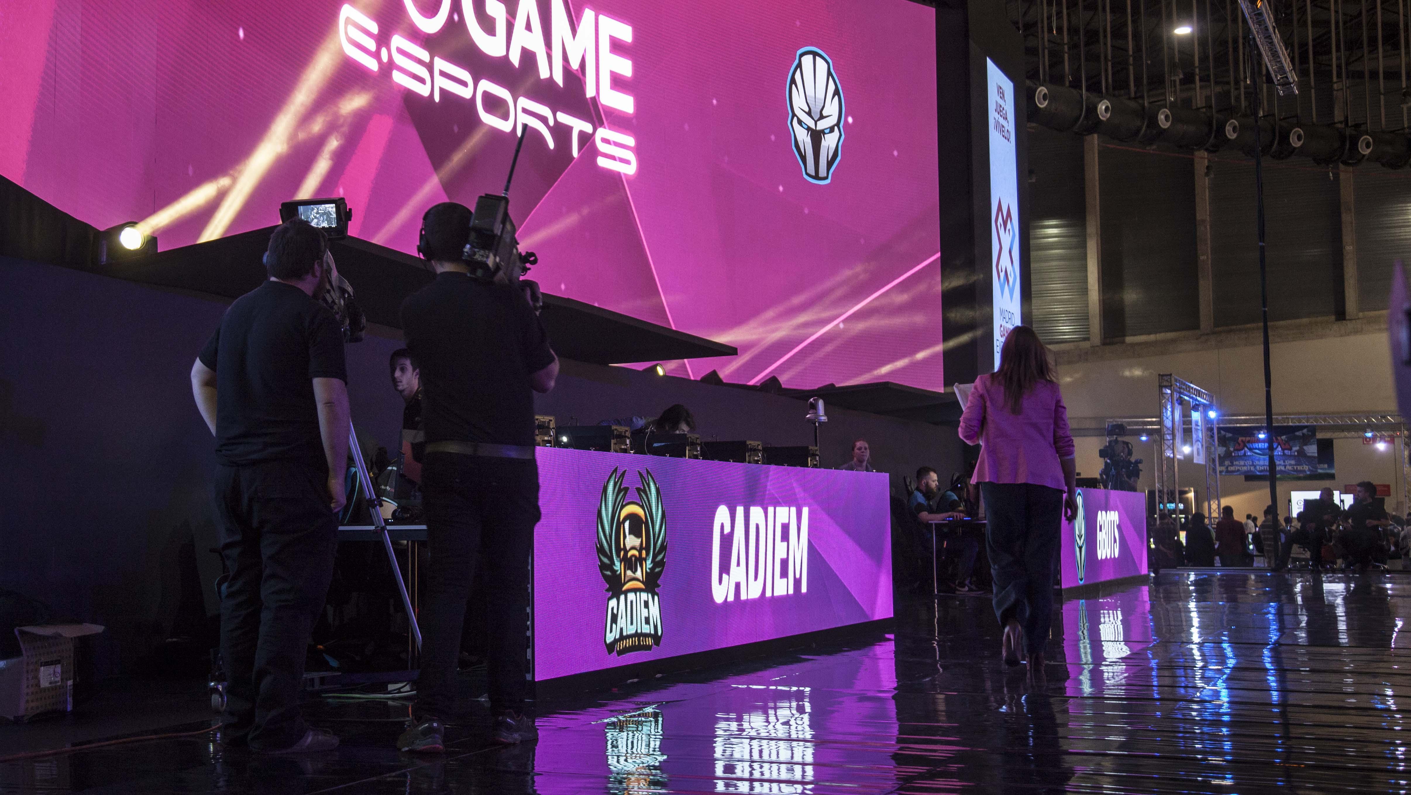 Las competiciones de eSports se han convertido en un espectáculo tan adictivo como el fútbol o el baloncesto.