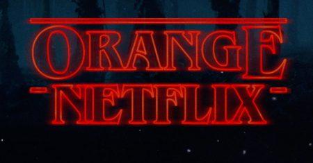 Netflix y Orange