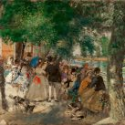 Renoir en la Thyssen