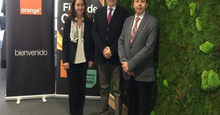 Orange lleva 4G y fibra Andalucia