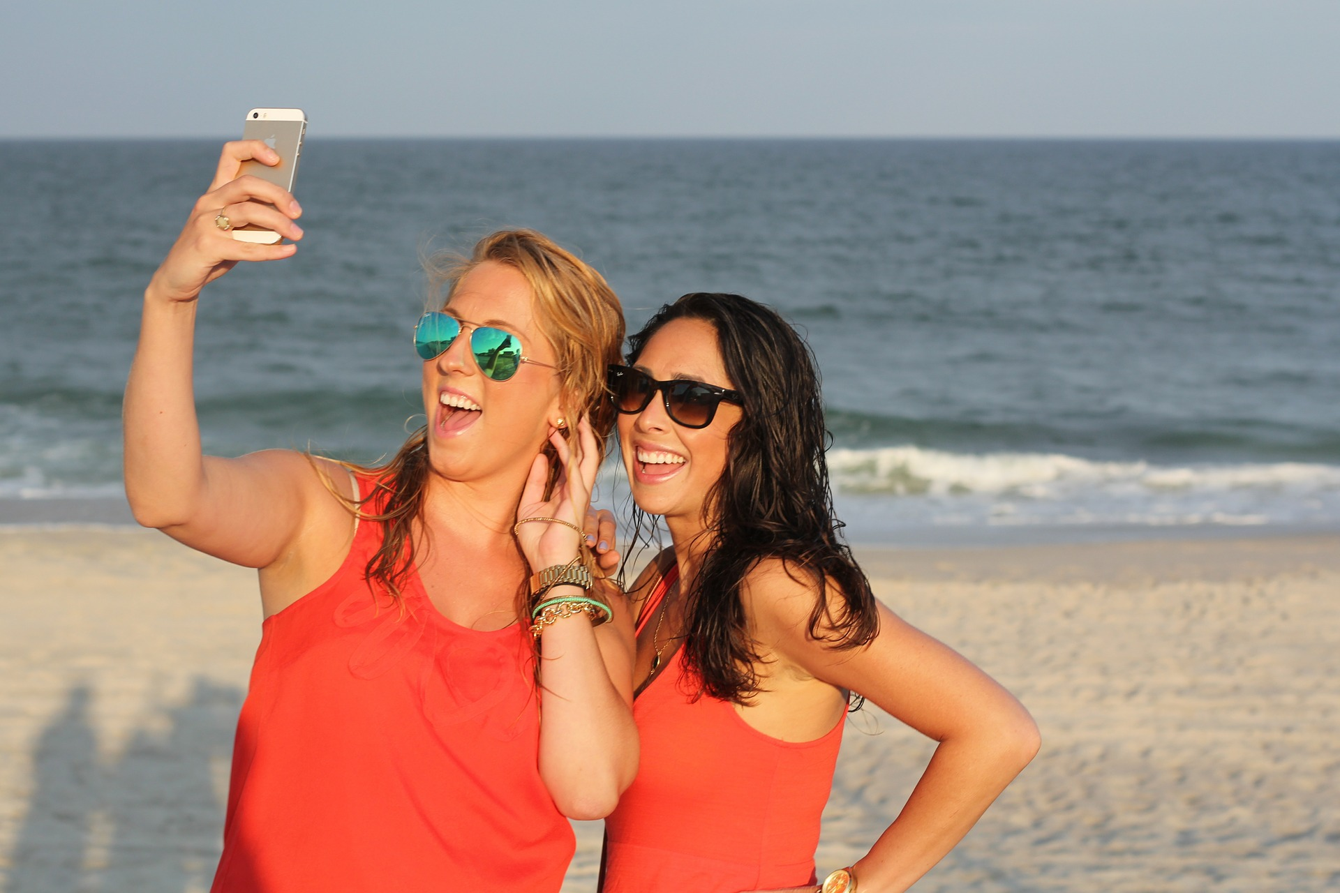 friends-beach