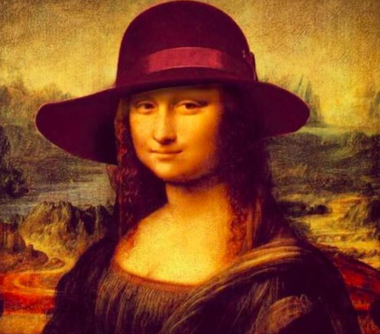5255c2853151f ¿Y si la Gioconda usase sombrero  La historia de una tienda online