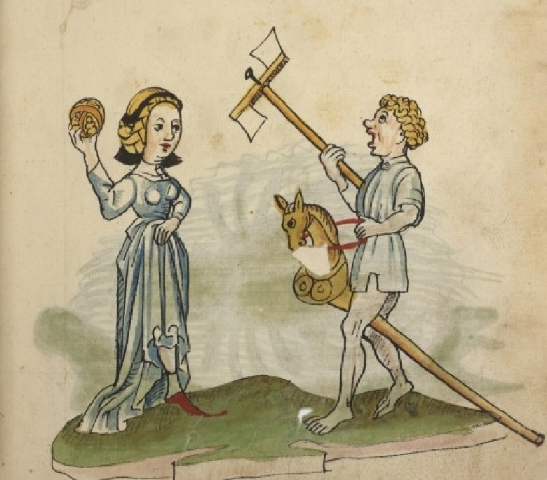 Juguetes Medievales