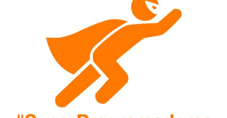 Logo SuperProgramadores Orange