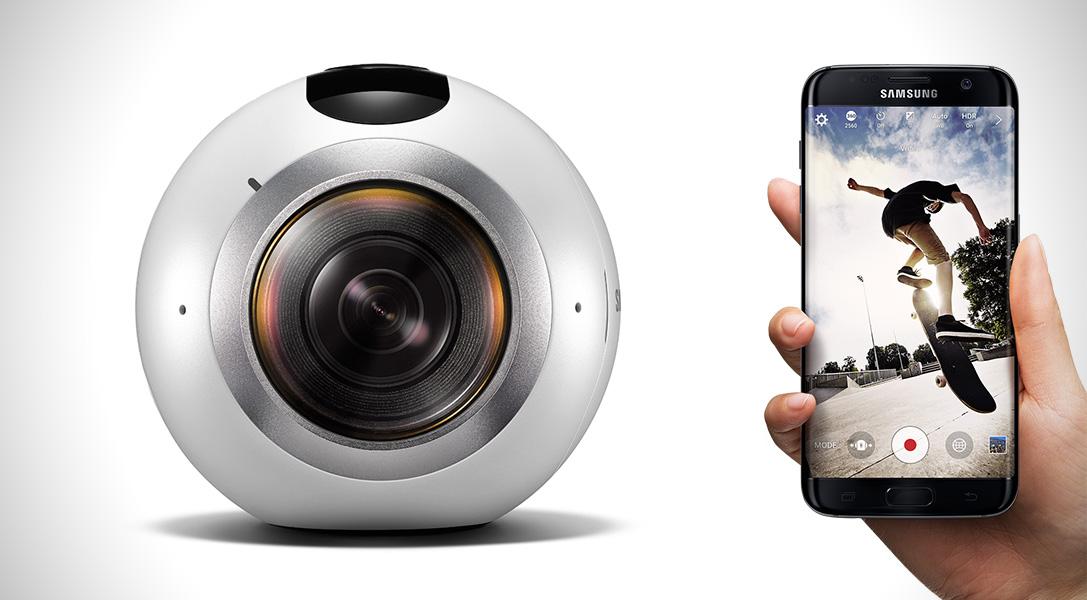 El smartphone es un componente más de las cámaras 360. Es cierto que podemos usarlas sin él, pero es como mejor se aprovechan.