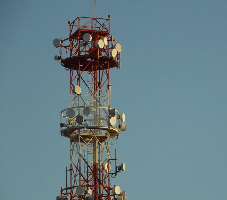 Antena móvil Orange