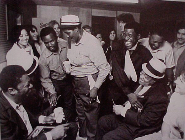 BB.King, Big Mama, Thornton yotros