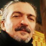 Jorge Biancotti Francioni, presidente de la Sociedad de Blues de Madrid y programador de blues en el Café Berlín