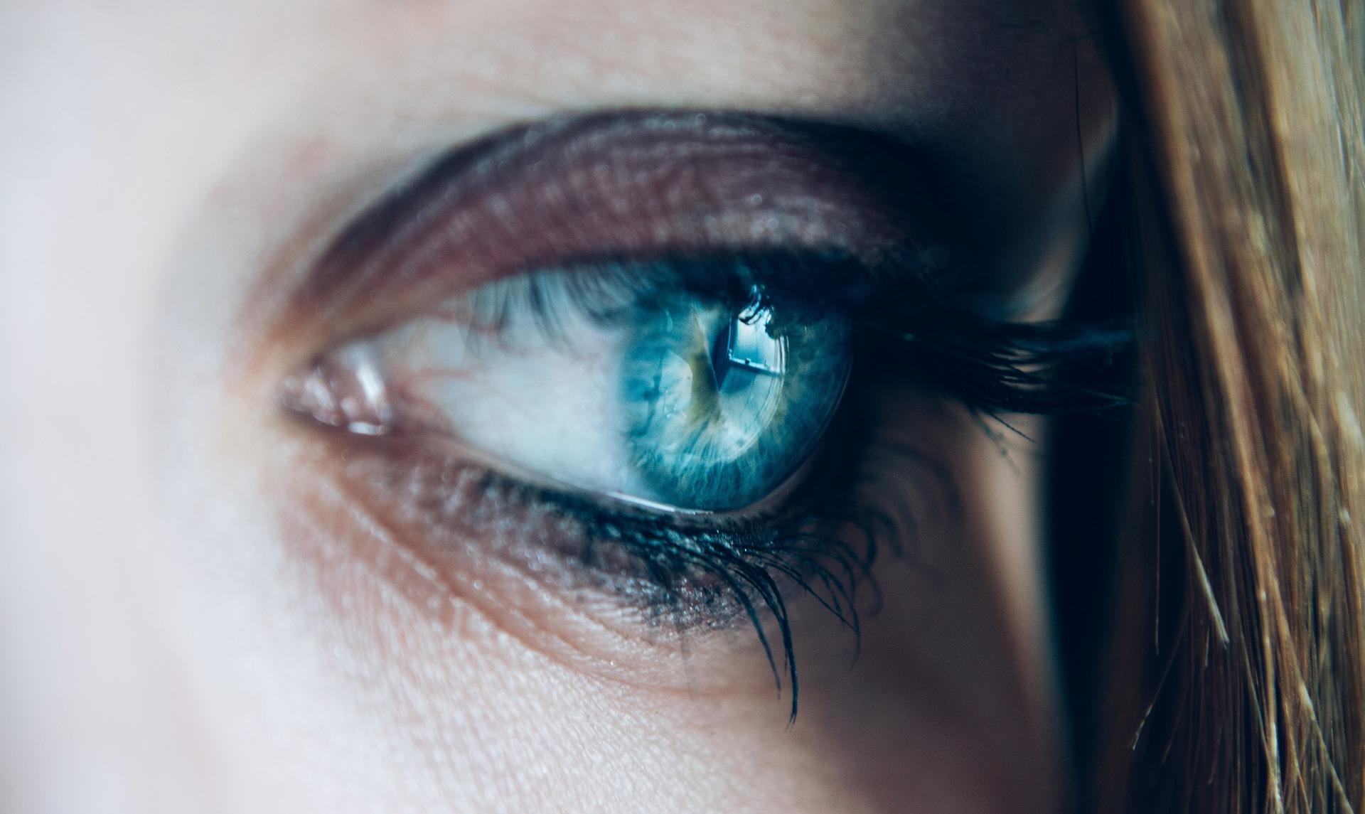 ceguera ojos