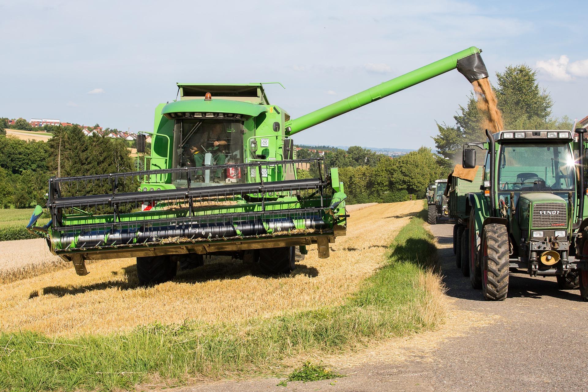 robots granjeros