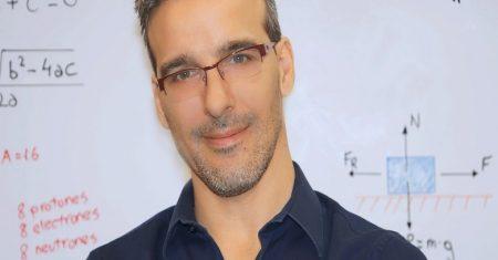 profesor youtuber David Calle