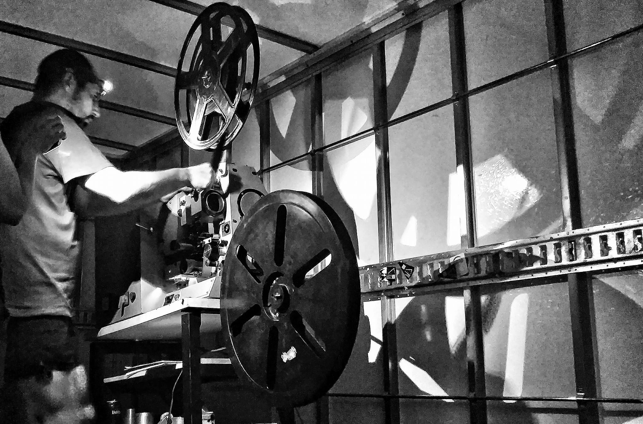 El cine ya no es de pel cula as es una sala de cine - Fotos de salas de cine ...