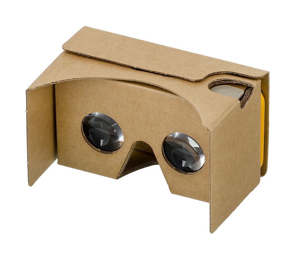 tecnología VR